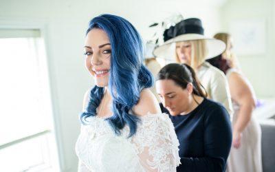 Wedding at Fennes Essex