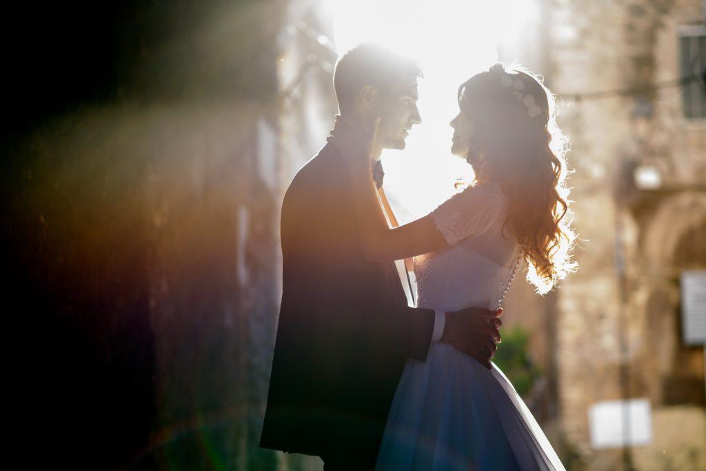 Romanian Wedding Photos in Rome Italy