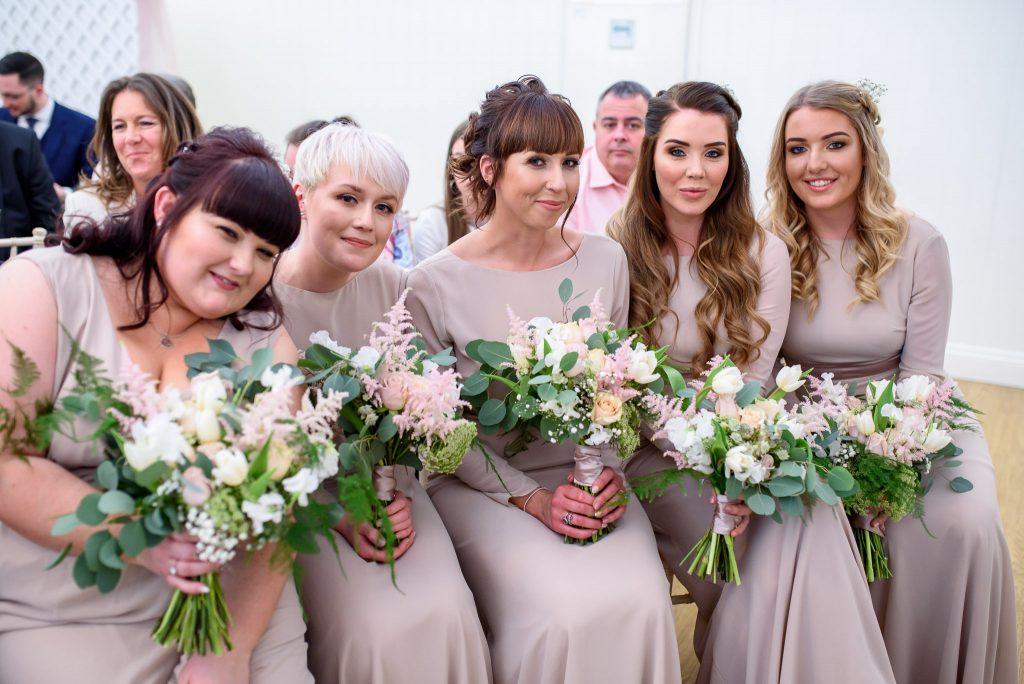 English Wedding Photos at Fennes Essex