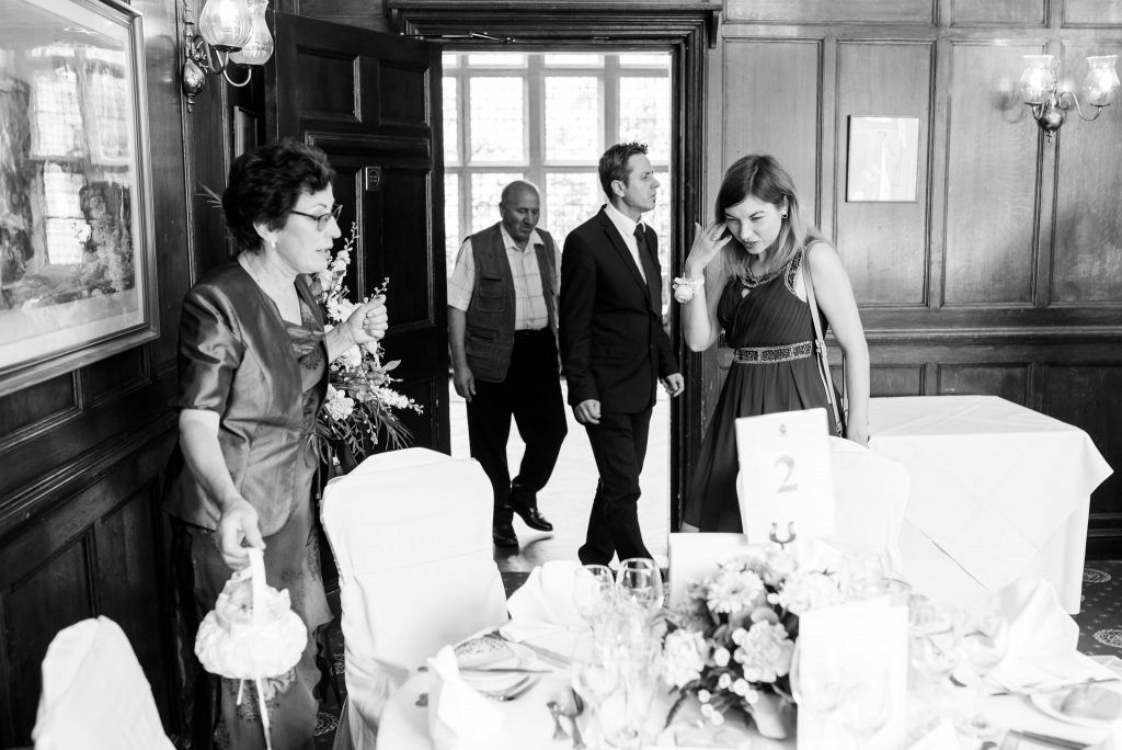 Romanian Wedding Photos at Grims Dyke Hotel