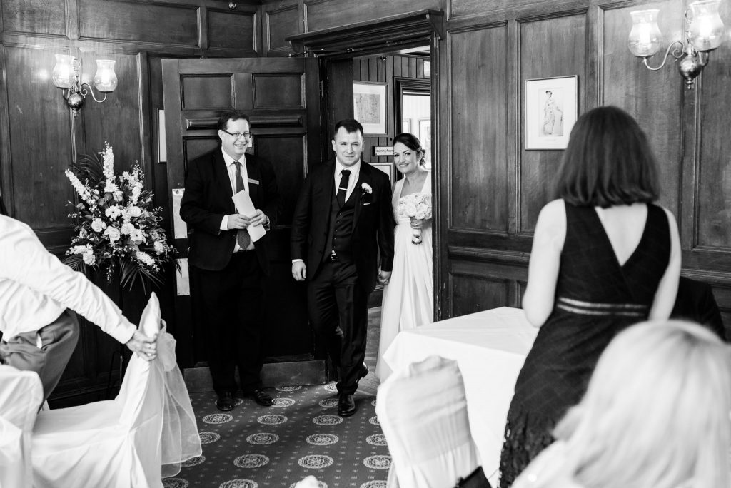 English Wedding Photos in London City