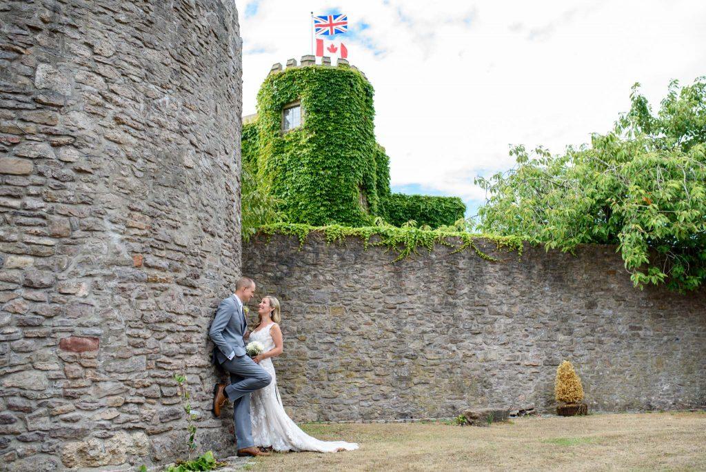 English Photo Session at Walton Castle