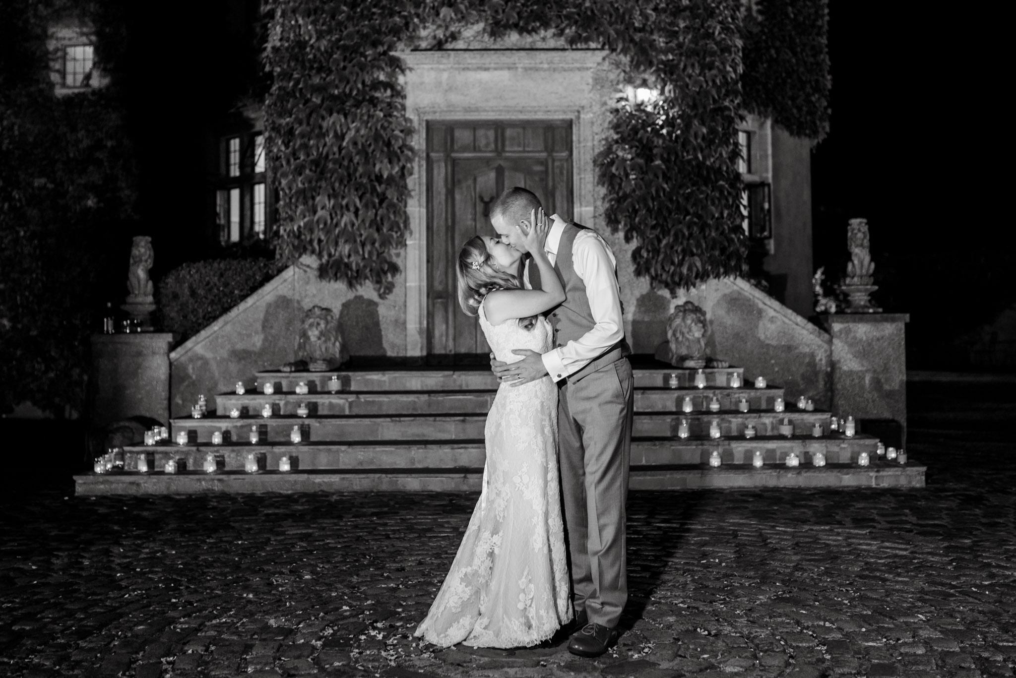 Wedding at Walton Castle