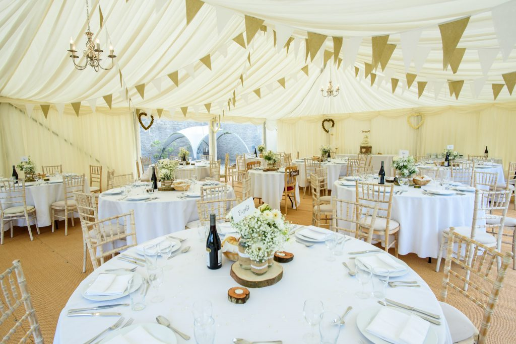Wedding Photography at Walton Castle