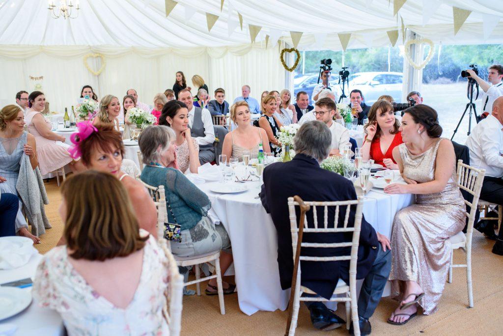 English Wedding Day at Walton Castle