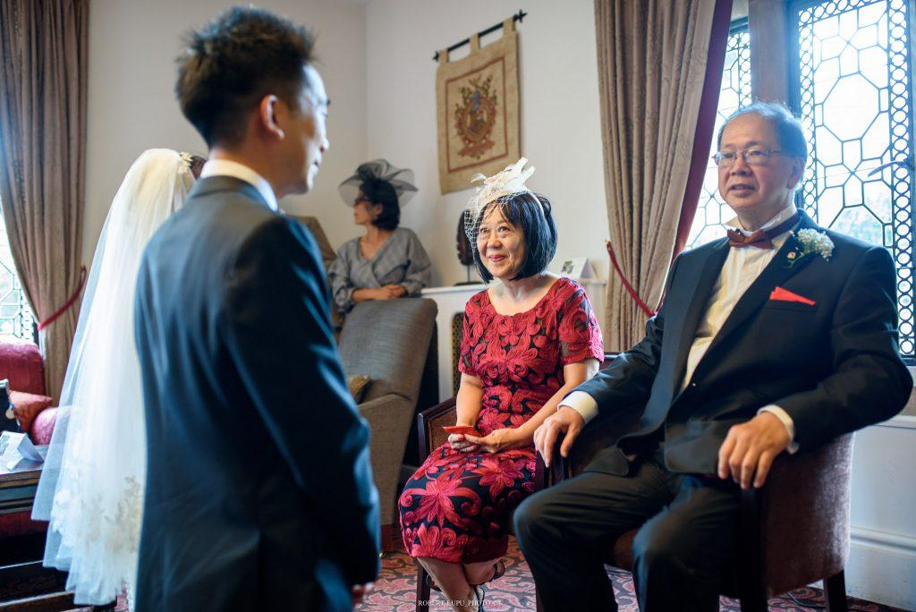 Korean Wedding Photos in London City