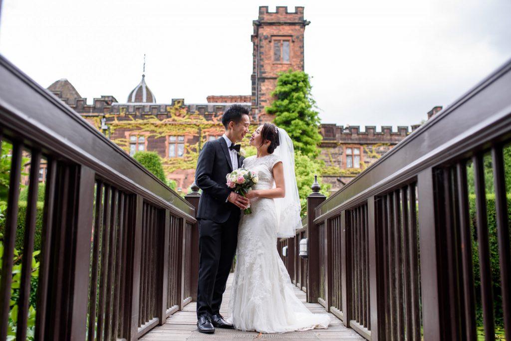 Korean Wedding Day at New Hall Hotel Spa