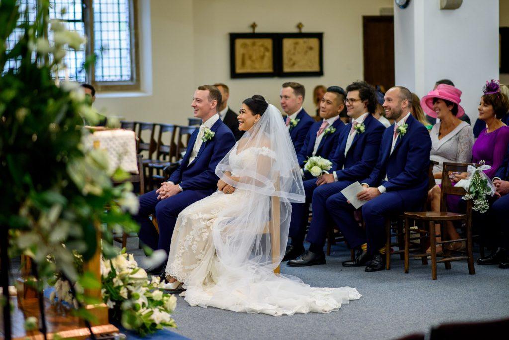 English Wedding Day in Tunbridge Wells