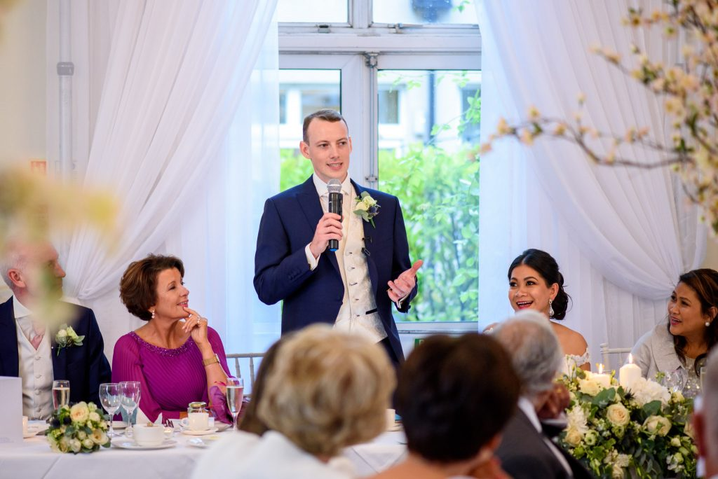 Wedding Photography at The Spa Hotel