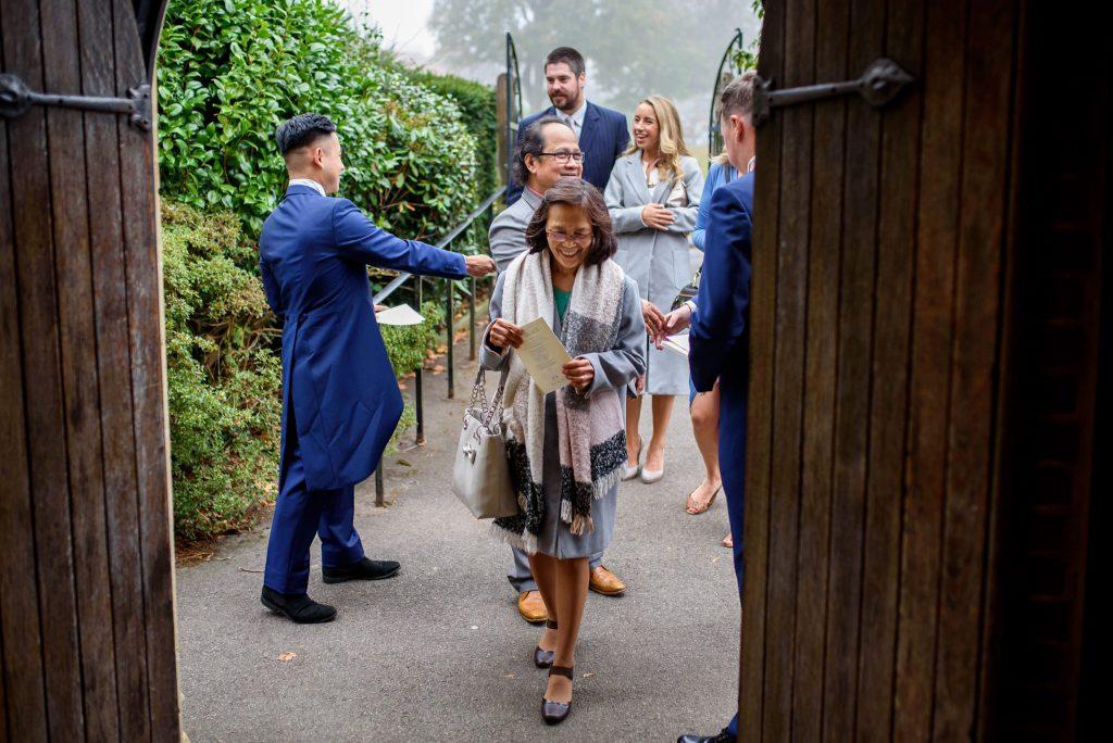 Wedding Day in Tunbridge Wells