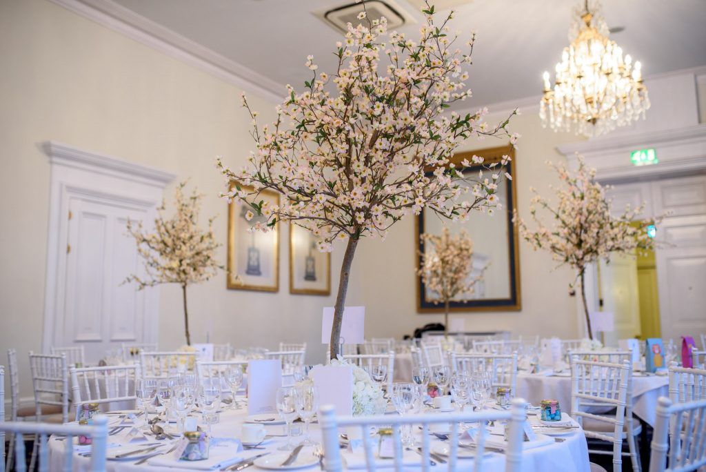 English Wedding Day at The Spa Hotel